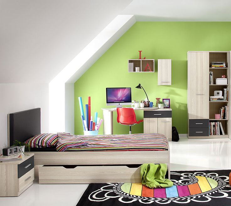 Photo Chambre Contemporaine : Best images about chambre enfant ou adolescent design