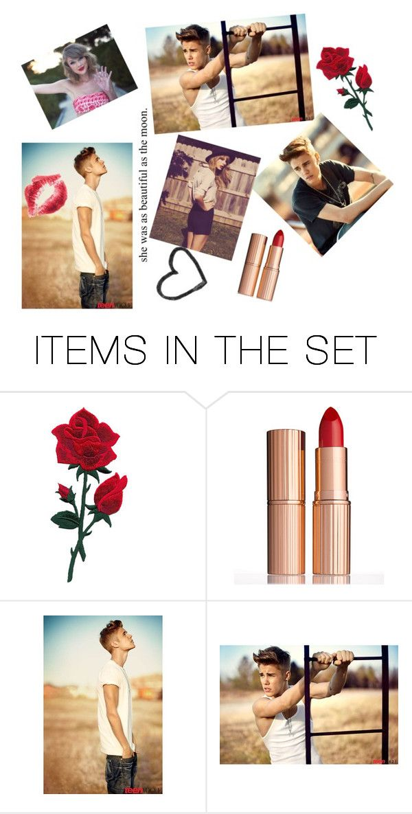 """""""Taylor swift and Justin beiber"""" by kkwalker823 on Polyvore featuring art, love, taylorswift, boyfriend and girlfriend"""