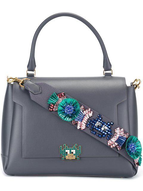 Anya Hindmarch средняя сумка-тоут 'Arcade'. bag, сумки модные брендовые, bags lovers, http://bags-lovers.livejournal