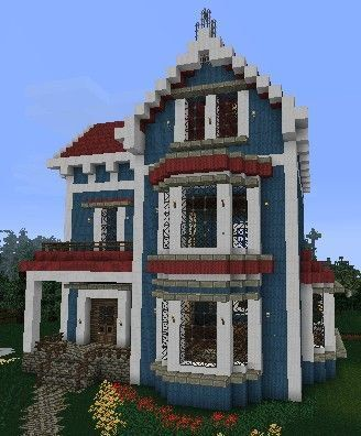 "Settler on Twitter: ""minecraft house blueprint - Google ..."