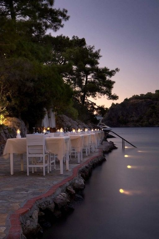 Pasha On The Bay Restaurant / Restaurants / Photo Gallery