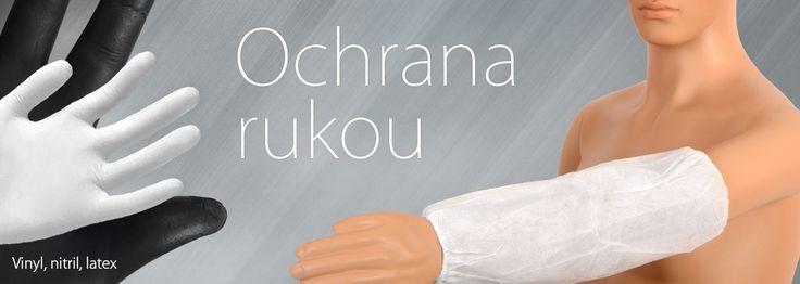 Jednorázové oděvy pro ochranu rukou:  www.jednorazoveodevy-haccp.cz/c/jednorazove-rukavice