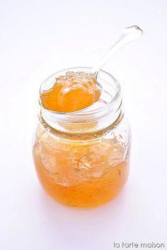 Confettura di pere e vaniglia