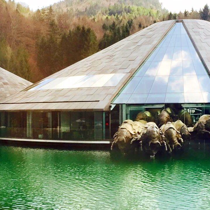 Oficinas Redbull, Austria