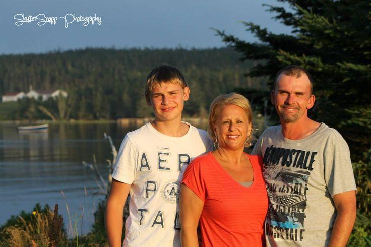 Boutilier Family Photo