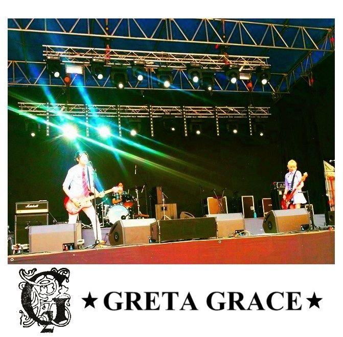 GRETA GRACE Tattoo Collection 2015         ( preppy band, preppy rock, киевские рок группы, поп панк группа, стиль преппи, киев, украина, рок музыка  )