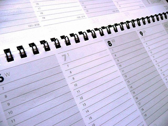 Mi planificación diaria y semanal - Vida en positivo