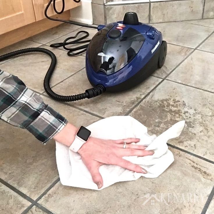 Clean Tile Floors Easily Without Chemicals Or Scrubbing Cleaning Tile Floors Cleaning Ceramic Tiles Ceramic Floor Tiles