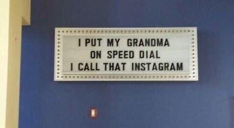 #Instagram #Joke