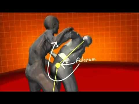 Master Moves of Judo   Human Weapon