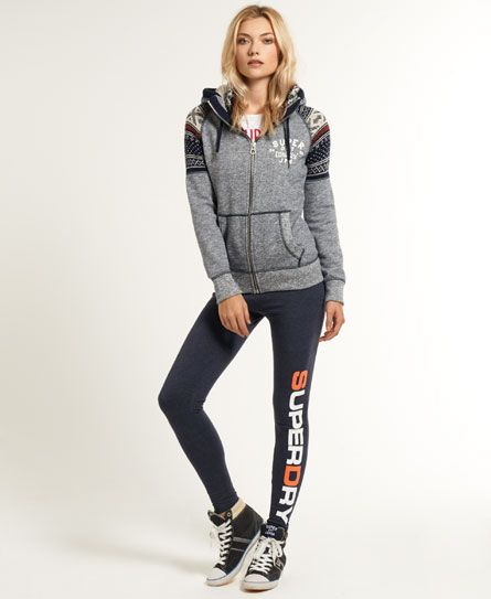 Superdry Legging Super D
