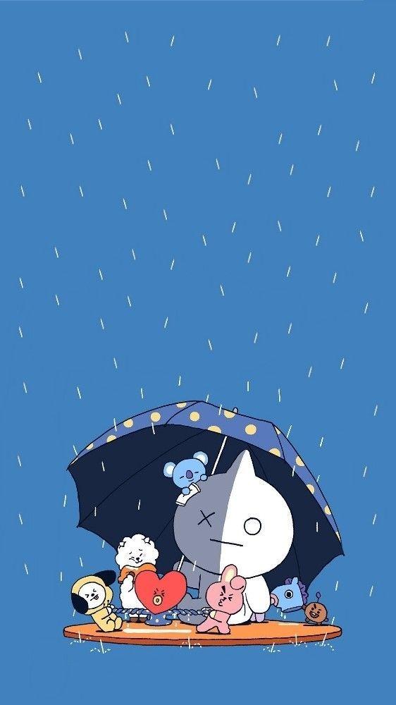 Get Good Looking Bts Anime Wallpaper Iphone Kartun Wallpaper Ponsel Wallpaper Lucu Bts anime wallpaper iphone