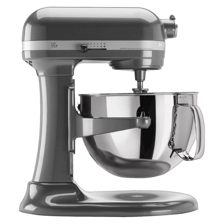 KitchenAid Professional 600 Series 6 Quart Bowl Lift Stand Mixer   KP26M1X,  Pearl