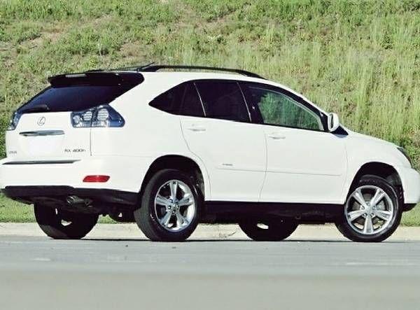 Hybrid**Synergy**Drive**2OO7 *Lexus* *RX* *400h* *400h* $2000