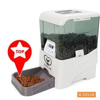 ZD-90LUX- Distributeur automatique de croquettes chien/chat