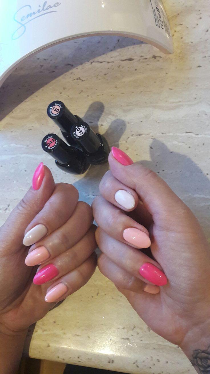 Pink power hybrids 😊
