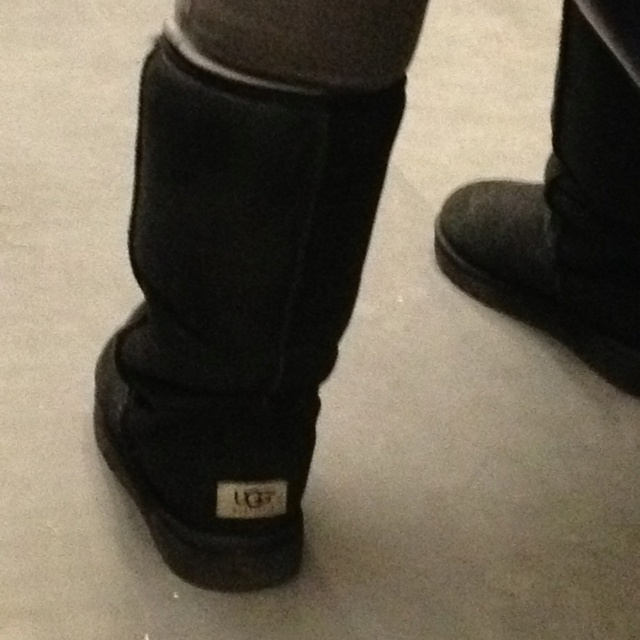 Please, no more Ugg in 2012 girlz !