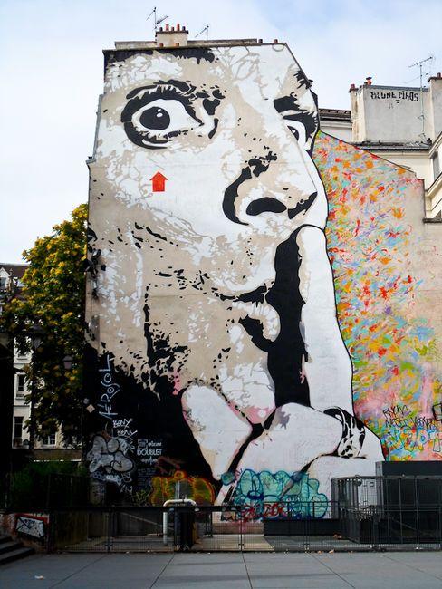Art urbain et espace public