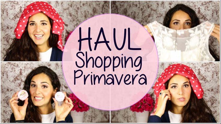 HAUL SHOPPING di PRIMAVERA