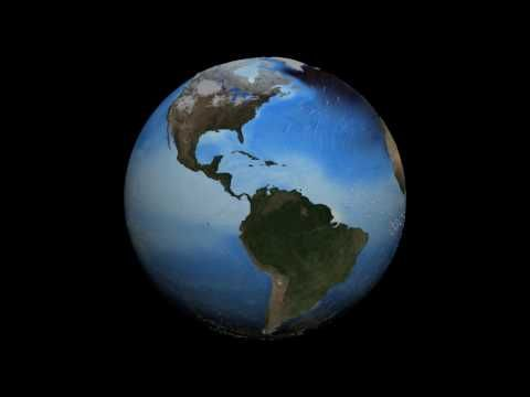 NASA: The Thermohaline Circulation (The Great Ocean Conveyor Belt) [720p]
