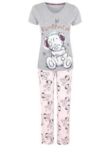 Ladies Character Pajamas Online: Christmas Tatty Teddy Pyjamas – Novelty-Characters