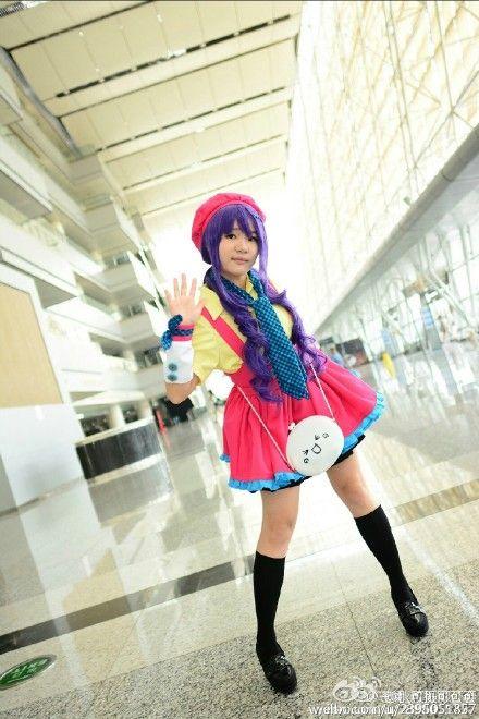Taiwanese Vocaloid Xin Hua Cosplay