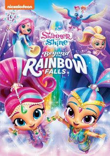 Inspired by Savannah: Arriving on DVD February 6th -- Shimmer and Shine: Beyond the Rainbow Falls (Review)