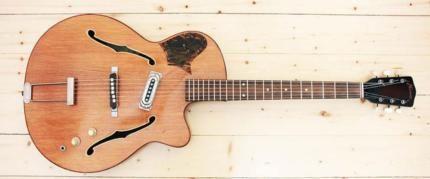 Jazzgitarre Framus Missouri 5/60, thinline, Vintage, 60er in Hannover - Linden-Limmer | Musikinstrumente und Zubehör gebraucht kaufen | eBay Kleinanzeigen