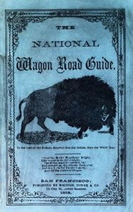 National Oregon/California Trail Center  Historical Trails  Trail Basics