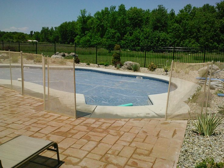 Best pool fence seawall installation images on