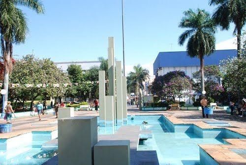 Praça Rui Barbosa (autor desconhecido)