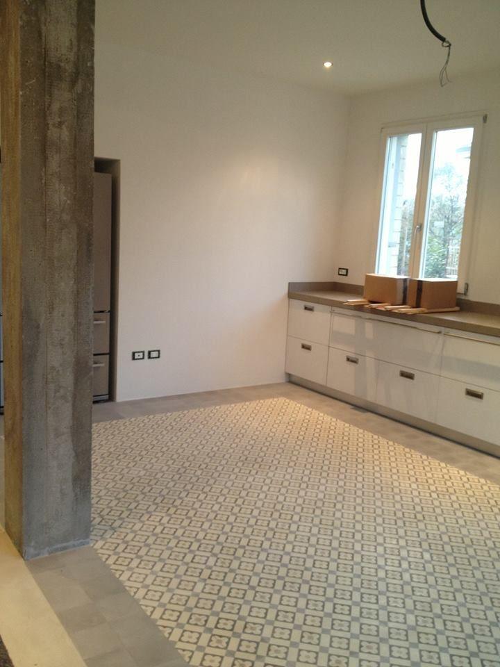 17 beste afbeeldingen over vloeren op pinterest tegel - Vloeren vinyl cement tegel ...