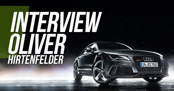 Interview With Car Photographer | Manni sat down with Oliver Hirtenfelder to…
