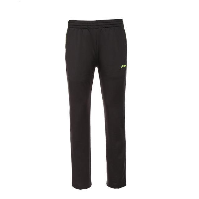 LI-NING Men's Badminton Training Quick Dry Breathable LiNing Sports Pants Elasticity Regular Fit