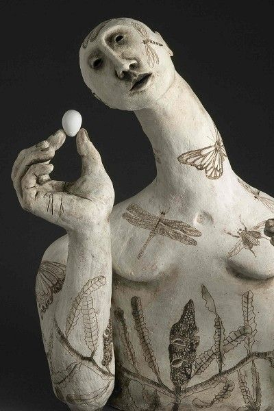 Amanda Shelsher - La scultura Brutta
