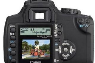 How to use a Canon EOS Rebel XT | eHow