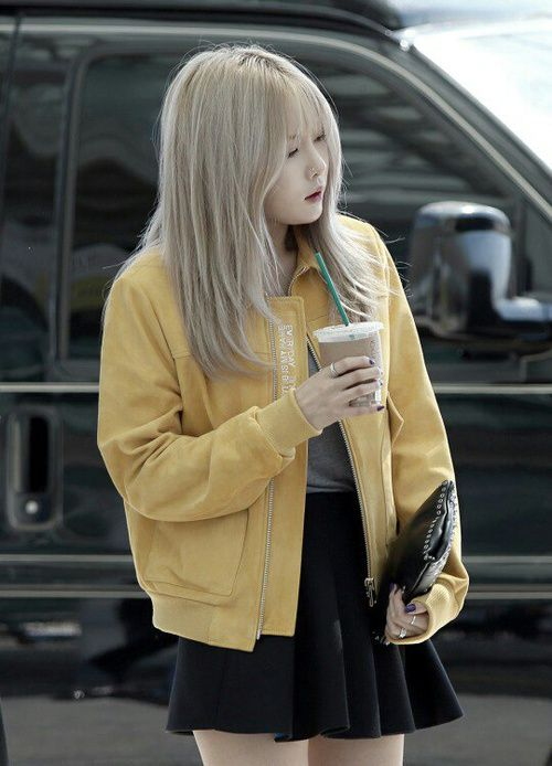 17 Best Ideas About Hyuna Hair On Pinterest Hyuna Kim Cl 2ne1 And 2ne1