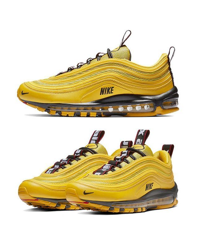 best sneakers c0a8c c7534 The NIKE AIR MAX 97 BRIGHT CITRON is undeniably bold - Hit the link in our
