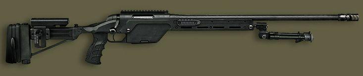 Винтовка SSG 08