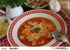 Budapešťská polévka