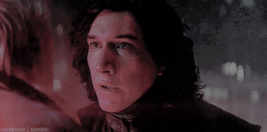 Kylo Ren could not have been cast any better. Adam Driver is one of the best actors of our generation, if not THE best.