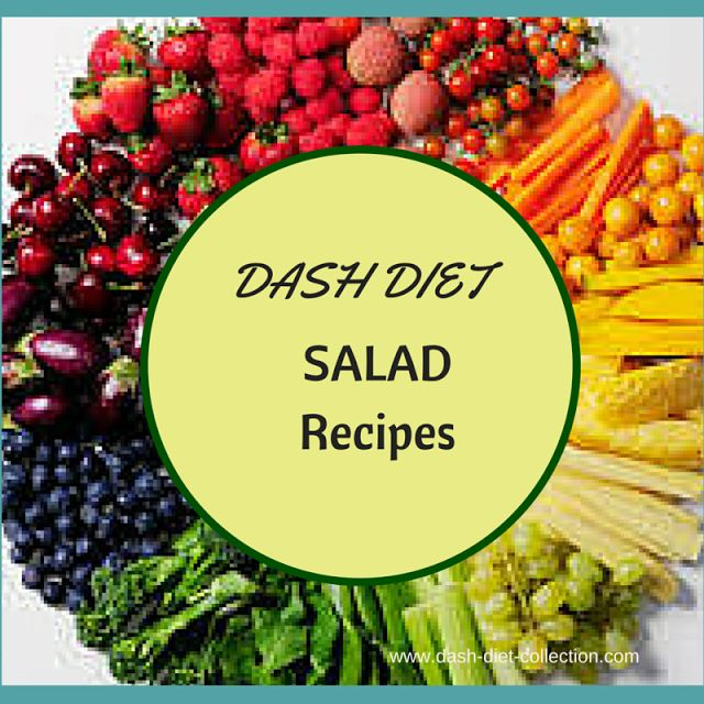 Here is a great selection of Dash Diet Salad Recipes to enjoy.