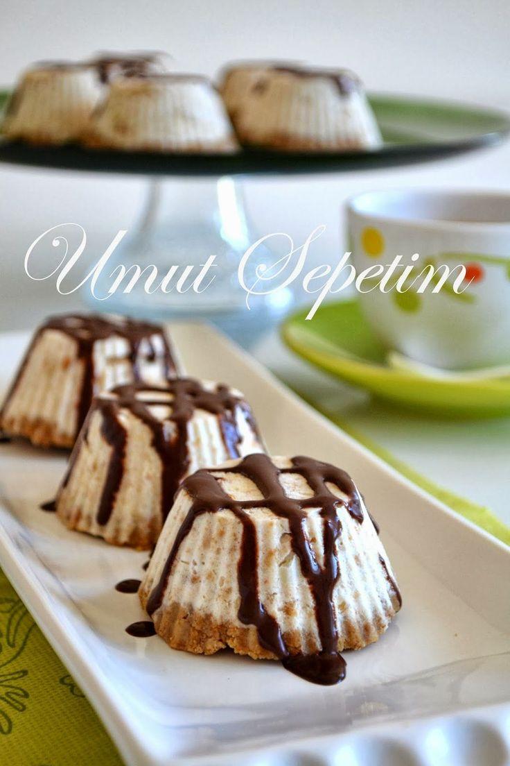 Umut Sepeti – Pratik Yemek Tarifleri – Cheesecake Parfe Tarifi :)