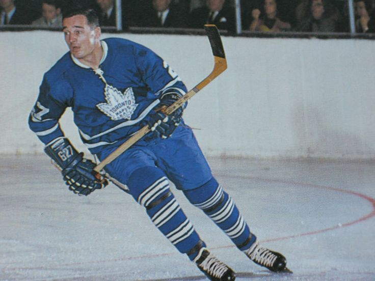 Frank Mahovlich, Toronto Maple Leafs