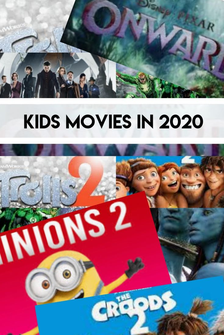 Kids Movies In 2020, For The Teens Too! | Just for the Kids | Movies