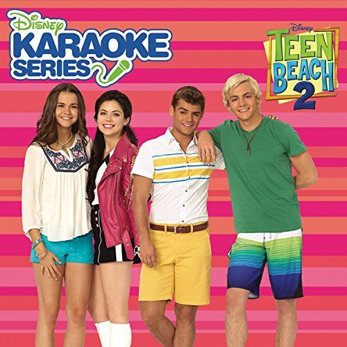 Teen Beach 2 Party Pack - Recipes, Crafts, Decorations