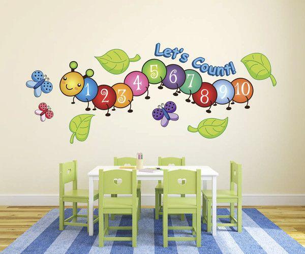 Best 25+ Childrens wall decals ideas on Pinterest ...
