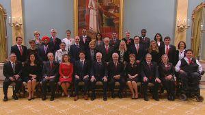 Meet Justin Trudeau's new Liberal cabinet - Politics - CBC News