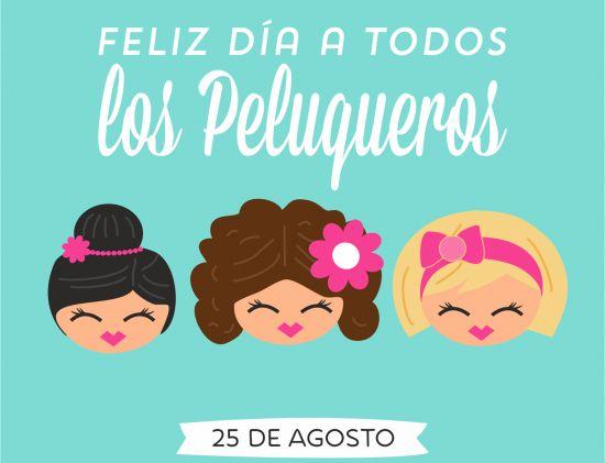 ¡Feliz día del #peluquero!    #DiaDelPeluquero #Peluquería