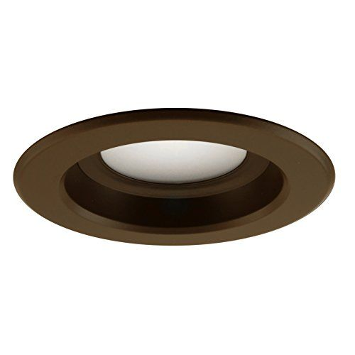 NICOR Lighting DLR430061203KOB 3000K LED Recessed Downlight 4 OilRubbed Bronze ** You can find more details by visiting the image link.